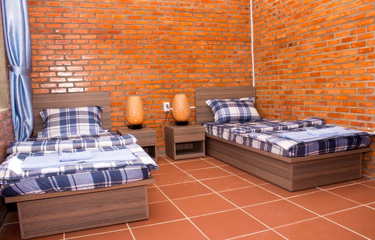 Chambre «mur de briques» à Dak Nong
