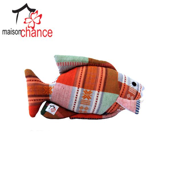 Thú nhồi bông hình con Cá vải thổ cẩm