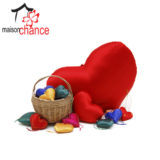 Décorations en forme de cœur
