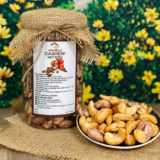 Roasted salted cashew nuts